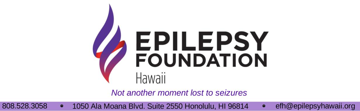 Epilepsy Foundation of Hawaiʻi