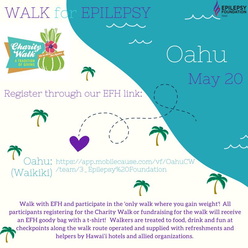 May 20, 2017 - Charity Walk OAHU