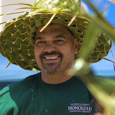 Three cheers for our board member and Honolulu Community College distinguished alumnus, Robert Silva.