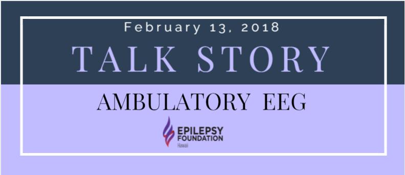 Ambulatory EEG -