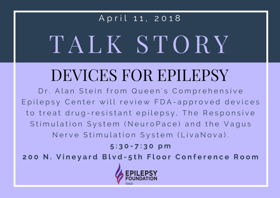 Devices for Epilepsy